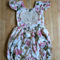 girls romper, playsuit