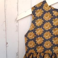 Dress - Size 1 - 1850s Fabric - 100% Cotton