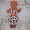 Dolls Christmas skirt and bikini top