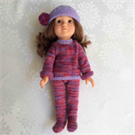 Sum Sum Doll Dressed in her Apres Ski Gear + Day Outfit
