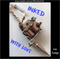 INKED WITH LOVE - tattoo machine keyring or bagcharm