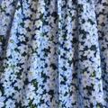 "Size 4 - ""Blue Wildflowers"" Party Dress"