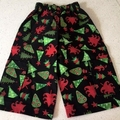 SALE Size  6  - Red&Green XmasShorts