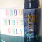 Drink your effing water!  Vinyl decal for drink bottle