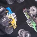 """Size 2 & 3 - """"Monster Trucks"""" shorts"""