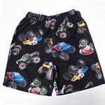 """Size 4 - """"Monster Trucks"""" Shorts"""