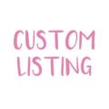 "Custom Listing for Donna -Size 8 - ""Super Hero"" Shorts"