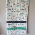 Woodland Cot quilt & Cushion cover