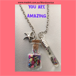 YOU ARE AMAZING - necklace