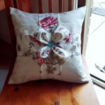 Beautiful handmade Cushion