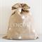 Personalised Hessian Burlap Santa Gift Sack Baby Shower Birthday Bag Custom