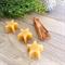 Christmas Stars - Cinnamon & Lemon Myrtle - Beeswax Melts