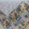 BABY COT NURSERY QUILT JUNGLE FAMILY