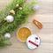 Bush Christmas - Cinnamon & Lemon Myrtle - Beeswax Candle