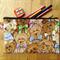 Teddy Bear Pencil Case