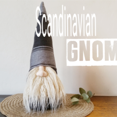 Nordic Christmas Gnomes - SOLD OUT