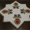 Rudolph Table Mat