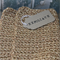 Gold Exfoliate Crochet Wash Cloth ~ Handmade Christmas Gift ~ Zero Waste Gift