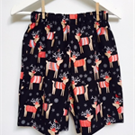 Size 3 - Rudolph Shorts