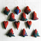 12 Felted Christmas Decorations 3 Trees 3 Baubles 3 Bells 3 Hearts