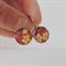 SALE! Japanese design Resin  earring