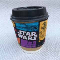 Coffee Cup Cozy/Cup Sleeve/Cup Wrap