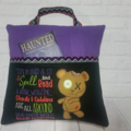 Pocket Pillow: Halloween, Zombie Teddy. (Cover only)