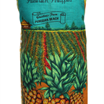 Metro Retro Tea Towel Australian PINEAPPLES Apron - Birthday Christmas Gift