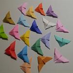 20 Butterflies - Mixed Colours