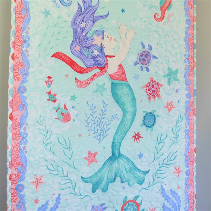 Mermaid Dreams Cot/crib Quilt | Wendy-J Quilts | Madeit.com.au History <b>History.</b> Mermaid Dreams Cot/Crib Quilt | Wendy-J Quilts | madeit.com.au.</p>
