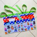 Teacher's Pet daycare preschool vendor apron - 6 pockets