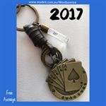 2017 - keyring or bagcharm