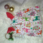 Christmas Dress Baby Girls Toddler