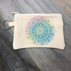 Coin purse - Mandala design