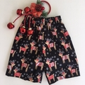 Size 3 - 'Rudolph' Christmas Shorts
