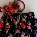 Size 3 - 'Rudolph' Christmas Shorts