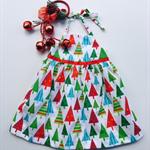 Sizes 1  - Xmas Jingle Dresses