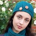 Elegant Crochet Beanie