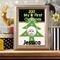 Baby's First Christmas Photo Art Keepsake Gift DIY Printable