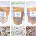 Bath Tea/Soak 1x 350g ( Soothing Bath Tea, Lavender & Oats and  Rose & Oats )