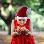 Santa Hat - Santa photo prop - Christmas outfit - Christmas Photo prop