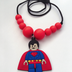Washable Kids Jewellery - Superman