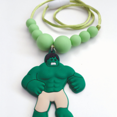 Washable Kids Jewellery - Hulk