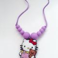 Washable Kids Jewellery - Kitty