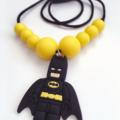 Washable Kids Jewellery - Batman