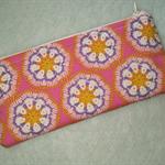 Zippered Pencil Case, Zipperd Pouch