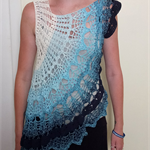 Crochet spiderdream top