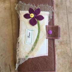 Peace - Brown Australian Leather.