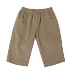 SIZE 0 Baby Boys Beige Cord Pants