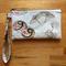 Oriental Parasol wristlet purse